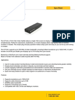 Video Splitter VGA 4 ports.pdf
