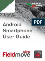 FieldMove Clino Helppage Android