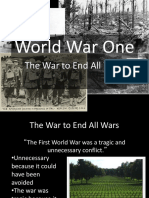 Causes of WWI Ppt