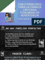 Cinco Principios Para La Crianza Cristiana