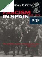 Stanley G. Payne-Fascism in Spain, 1923-1977-University of Wisconsin Press (1999)