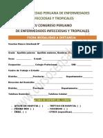 Ficha de InscripcionCongreso speit