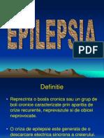 Epilepsia Curs