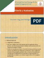 Albañileria y Acabados ( I Clase UNICA) (1) (1) (2)