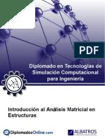 Guía - Análisis Matricial en Estructuras