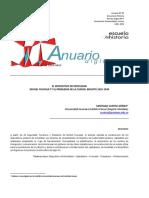 Castro-Gómez, S., El Dispositivo de Movilidad. Michel Foucault y el problema de la Ciudad