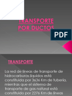 Expo Transporte por ductos
