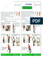 Dicas de Postura - FisioClinic
