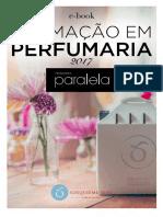 eBook Curso de Formacao Em Perfumaria