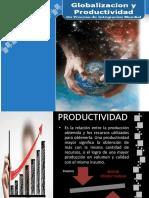 Productividad y Globalizacion