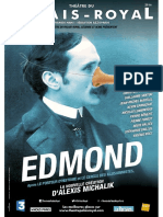Revue de presse Edmond (Cycle Michalik  en Belgique)