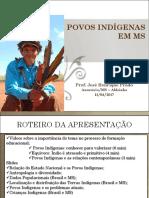 Povos Indígenas Em MS - Escola Aldeinha EJA 2017