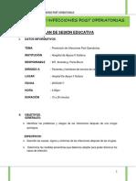 Sesion Educativa Cirugia