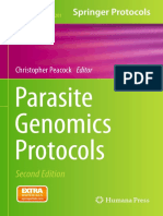 (Methods in Molecular Biology 1201) Christopher Peacock (Eds.)-Parasite Genomics Protocols-Humana Press (2015)