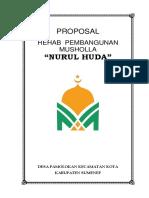 Proposal Rehab Musholla