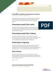 Modul 4 Cara Menetukan Diameter Pipa