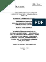 Auditoria de Cumplimiento Ayacucho