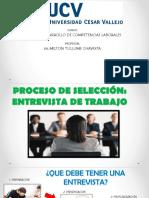 SELECCION PERSONAL ENTREVISTA DE TRABAJO(PPT).pptx