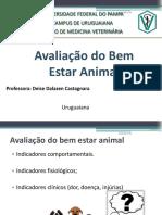 Aula 8 Prova 2- Avaliação do bem estar animal.pdf