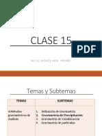 IBT311 - Clase 15