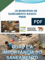 Ciro - Planos Municipais de Saneamento Basico