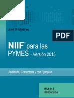 Módulo I NIIF para PYMES - Versión 2015.pdf