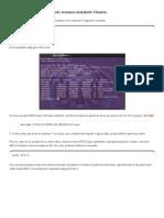 Recuperar El Arranque o Grub2 de Ubuntu