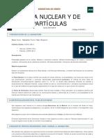 6104403- Física Nuclear y de Partículas 2013-2014