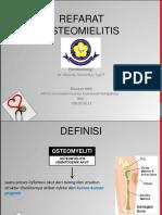 270695214 Ppt Osteomielitis