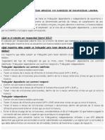 Tips de Procesos Licencias Medicas y