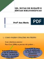 CITAÇÕS E REFERÊNCIAS.ppt