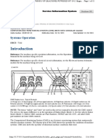 Systems Operation