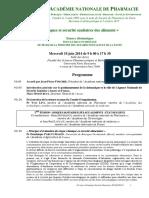 OJ Risques Et SEcuritE Des Aliments 2014-06-18 VF