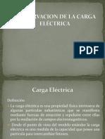 Conservacion de La Carga Elãctrica1 (1)
