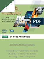 CNI - Os Nós Da Infra-estrutura - 2012
