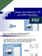 PPT-Clases de Inducción-FE Con NavaSoft