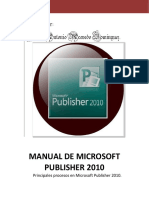 Manual Publisher 2010