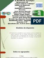 Medidas de Dispersión (2)