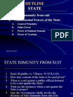 State Immunity - power point presentation