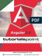 Angular2 Tutorial