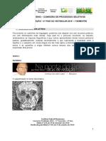 Chave de Correção 2ª Fase IFF 2015 1
