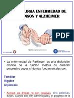 Farmacologia Clase 10 Parkinson y Alzheimer uss
