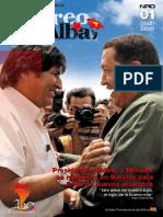 Revista Correo Del Alba 1