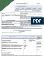 1 ANG for 006 Plan de Destrezas Matemática Diciembre 5 - 9, Dic 2016 Primero D BGU Segundo Quimestre