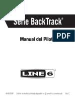 BackTrack Users Manual - Spanish ( Rev C )