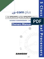 s Com Plus Manual