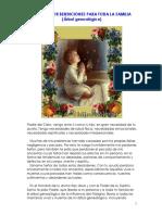 Pcr14-04-Oremos Por Bendiciones Para Toda La Familia (Arbol Genealogico)
