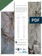 Folder Anatomia dos Contatos Capa FCC