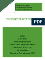 162A19108 Escalante Ramos Karla Kristell PRODUCTO INTEGRADOR