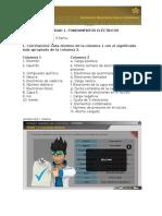 ACTIVIDAD 1. FUNDAMENTOS ELÉCTRICOS
